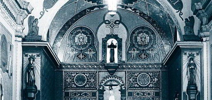 Historia de la Iglesia de San Francisco-cronica urbana