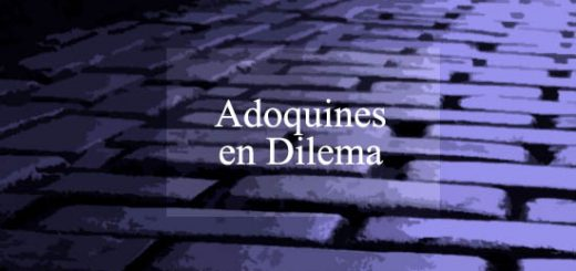 Adoquines en Dilema