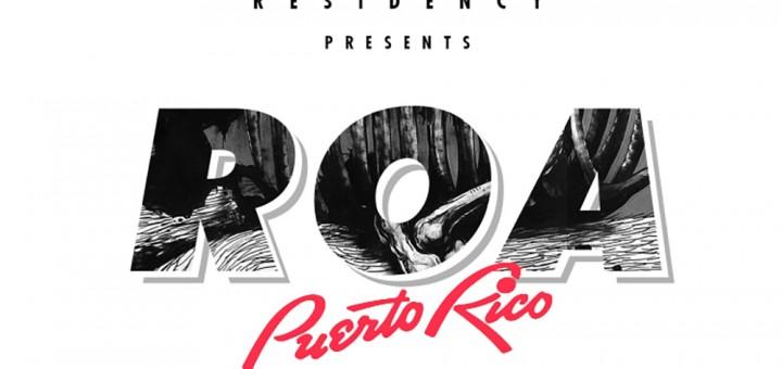 El artista urbano ROA auspiciado por JustKids exhibe en Agosto del 2015 en la isla.