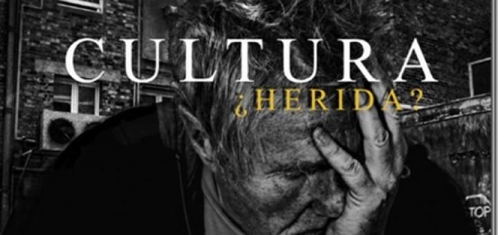 La cultura herida header que ilustra los problemas con la cultura y el arte de Puerto Rico.