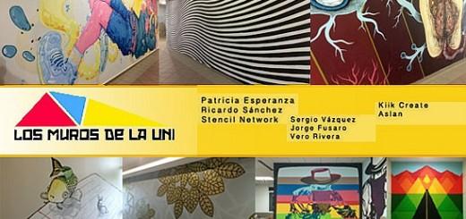 Los murales Pintados UPR Bayamón