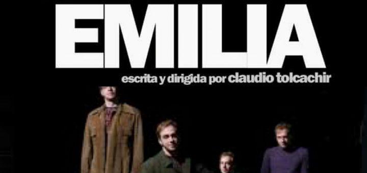El Teatro de Timbre 4 obra Emilia, entrevista con Claudio Tolcachir.