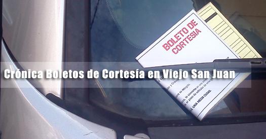 Crónica Boletos de Cortesía en el Viejo San Juan header Autogiro arte actual - Crónica Boletos de Cortesia en el Viejo San Juan