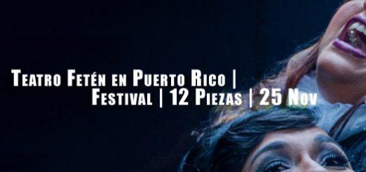 Teatro en Puerto Rico