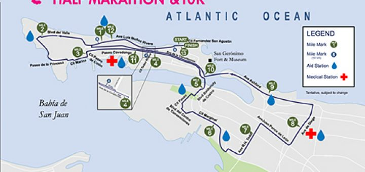 Puerto Rico Half marathon & 10k | cronica urbana