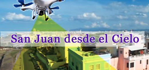 San Juan desde el Cielo