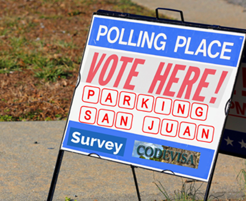VOTACION ESTACIONAMIENTOS SAN JUA CRONICA URBANA - Encuesta Ordenanza Estacionamientos de San Juan