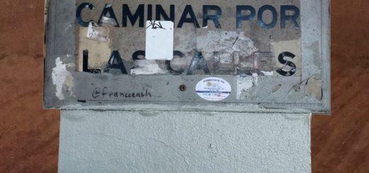 Prohibido Andar | Esas Cosas Curiosas de San Juan | cronica urbana