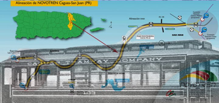 el tren a caguas | crónica urbana