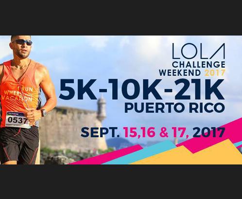 Lola Challenge Weekend maraton - Lola Challenge Weekend | Sept 16-18