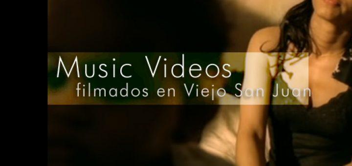 Music Videos filmados en Viejo San Juan | Autogiro Arte Actual
