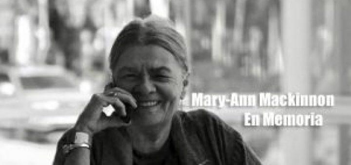 Mary-Ann Mackinnon
