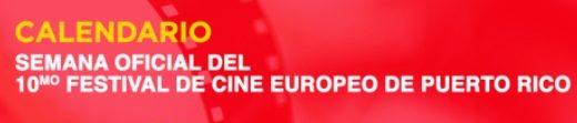 alendario delfestival de cine europeo