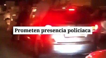 Prometen presencia policiaca