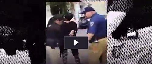 arresto por decir corrupto a raschke en san juan