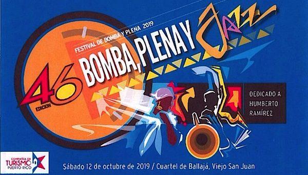 Festival de plena, Bomba y Jazz