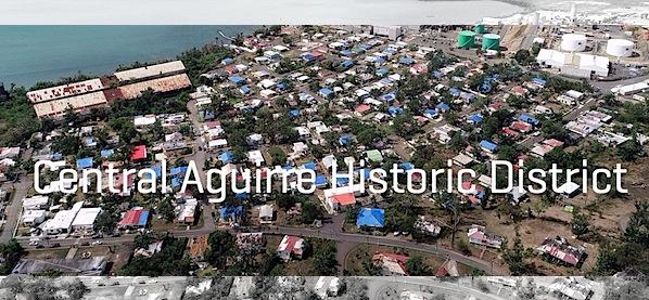 aguirre central historica - Central Aguirre en World Monument Watch