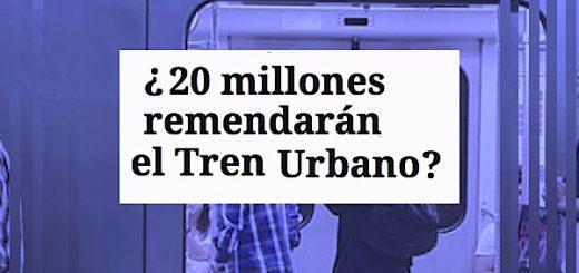 tren urbano arreglos 20 milones 520x245 - ¿20 millones remendarán a el Tren Urbano?