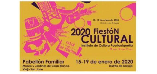Fieston Cultural Calle San Sebastián