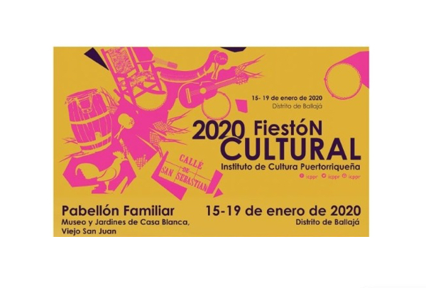 cultural fieston 2020 - Fiestón Cultural en las Fiestas de la calle 2020