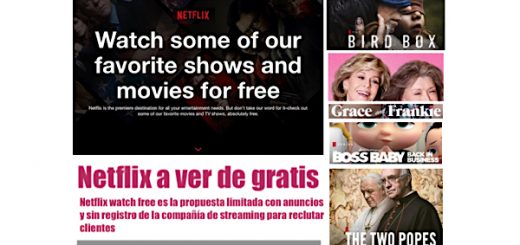 Netflix Watch Free