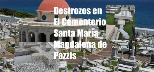 cementerio vandalizado