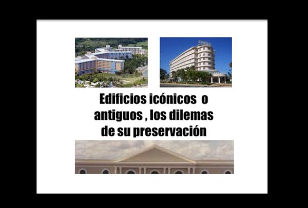 edificios conservacion demolicion puerto rico - Demolición y desarrollo edificios antiguos o icónicos en las vistas de transición del gobierno.