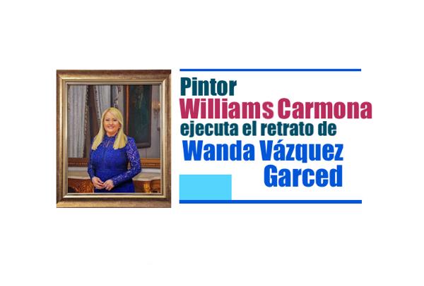 wanda vazquez oleo por carmona la fortaleza - Wanda Vazquez Garced óleo oficial